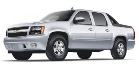 2007 Chevrolet Avalanche LT 4D Sport Utility V8 Flex Fuel Summit White V8 53L Automatic 0 mile
