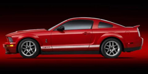 2007 Ford Mustang Shelby GT500 EbonyCharcoal V8 54L Manual 62501 miles Look at this 2007 Ford