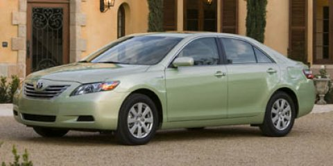 2007 Toyota Camry Hybrid 4DR SDN HYBRID Jasper Green V4 24L Variable 71818 miles  Traction Con