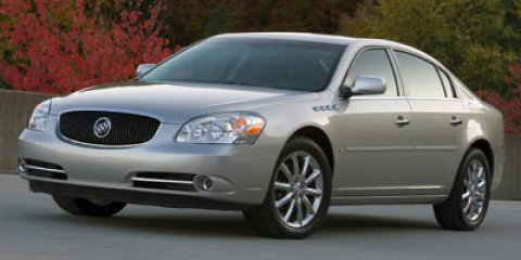 2007 Buick Lucerne CX Gray V6 38L Automatic 74427 miles  Traction Control  Front Wheel Drive
