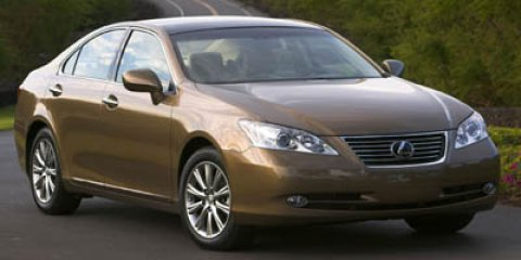 2007 Lexus ES 350 4DR SDN AT BLACK V6 35L Automatic 127967 miles  Keyless Start  Traction Co