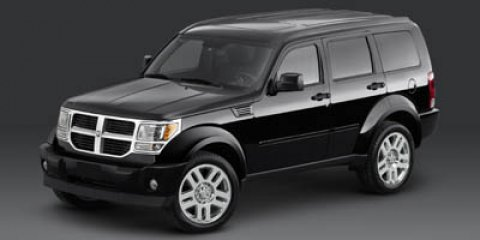 2007 Dodge Nitro SLT Light Khaki MetallicDarkLight Slate Gray V6 37L Automatic 107695 miles