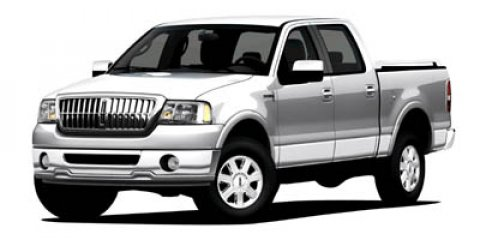 2007 Lincoln Mark LT Supercrew 4WD Oxford WhiteEbony V8 54L Automatic 95600 miles Racy yet re