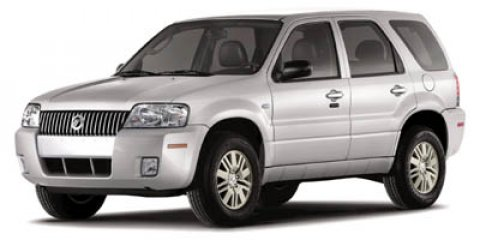 2007 Mercury Mariner Luxury Oxford White V6 30L Automatic 72937 miles Priced Below Market Th