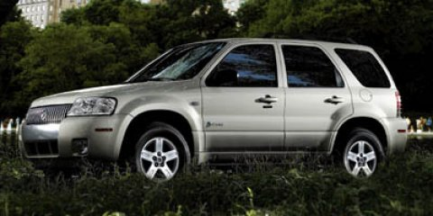 2007 Mercury Mariner Hybrid Charcoal Beige MetallicPebbleLight Parchment V4 23L Variable 75201