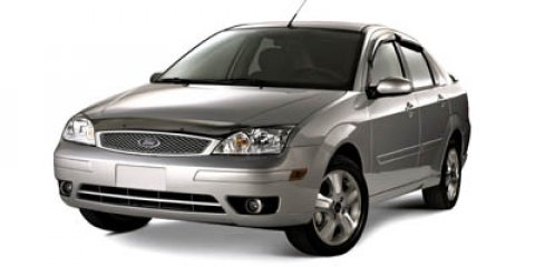 2007 Ford Focus Liquid Grey Metallic V4 20L  45472 miles Come see this 2007 Ford Focus  It ha