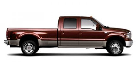 2007 Ford Super Duty F-350 SRW King Ranch Dark Copper MetallicTan V8 60L Automatic 82218 miles