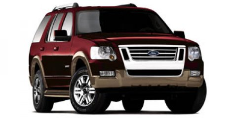 2007 Ford Explorer Eddie Bauer Maroon V8 46L Automatic 103704 miles LEATHER SEATS 4-WHEEL DR
