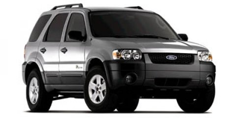2007 Ford Escape Hybrid Black V4 23L Variable 141194 miles ONE OWNER CARFAX BUY BACK GUARANTE
