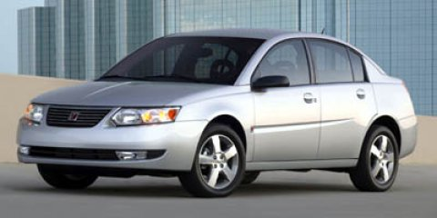 2007 Saturn Ion ION 3 Deep Blue V4 24L Manual 92563 miles  Front Wheel Drive  Tires - Front P