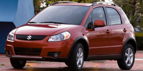 2007 Suzuki SX4 Racy Red V4 20L  59254 miles The Sales Staff at Mac Haik Ford Lincoln strive t