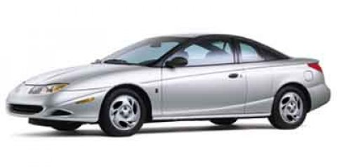2001 Saturn SC 3dr 3DR CPE SC1 AT White V4 19L Automatic 144252 miles Snatch a deal on this 20
