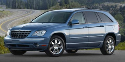 2007 Chrysler Pacifica Limited Bright Silver Metallic V6 40L Automatic 133481 miles The Sales
