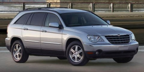 2007 Chrysler Pacifica Touring Stone WhitePastel Slate Gray V6 40L Automatic 77456 miles Fresh