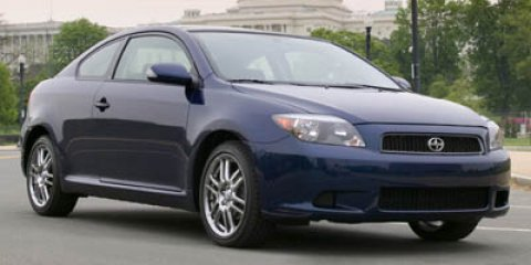 2007 Scion tC Hatchback Nautical Blue MetallicBlack V4 24L Manual 104324 miles CLEAN CARFAX