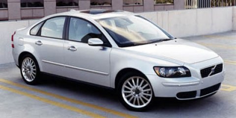 2007 Volvo S40 24L Ice White V5 24L 5-Speed 58174 miles No games just business Suburban For