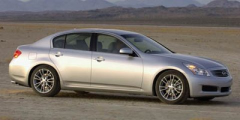2007 Infiniti G35 Sedan Gray V6 35L Automatic 87035 miles  Priced Below the Market  Leathe