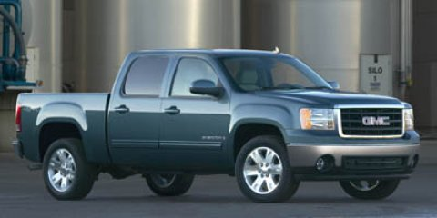 2007 GMC Sierra 1500 Silver Birch Metallic V8 53L Automatic 130270 miles  Four Wheel Drive