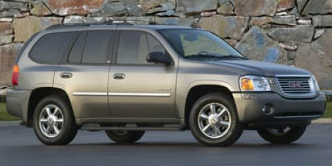 2007 GMC Envoy SLE Red Jewel Tintcoat V6 42L Automatic 89084 miles  Rear Wheel Drive  Tow Hit