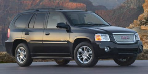 2007 GMC Envoy Denali Onyx BlackEbony V8 53L Automatic 64412 miles New Price 2007 Envoy GMC