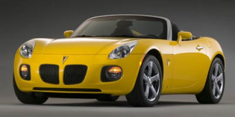 2007 Pontiac Solstice GXP Mysterious BlackBlack V4 20L Automatic 39054 miles Check out this