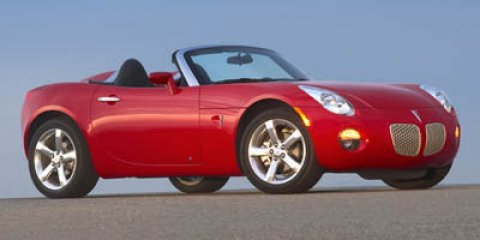 2007 Pontiac Solstice Aggressive Victory Red V4 24L  56498 miles  Rear Wheel Drive  Tires