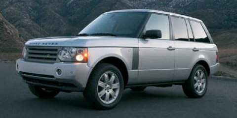 2007 Land Rover Range Rover HSE Gray V8 44L Automatic 79110 miles PREMIUM  KEY FEATURES ON T