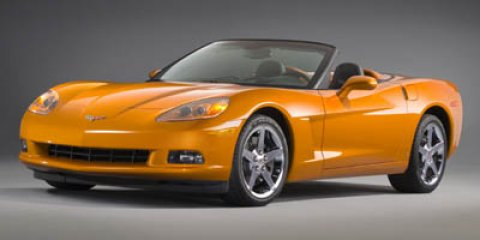 2007 Chevrolet Corvette BlackEbony V8 60L Automatic 80593 miles New Arrival NAVIGATION SYSTEM