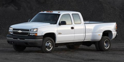 2007 Chevrolet Silverado 3500 Classic Sandstone Metallic V8 66L Automatic 133897 miles  Four W