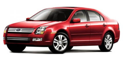 2007 Ford Fusion S Red V4 23L  161121 miles The Sales Staff at Mac Haik Ford Lincoln strive to