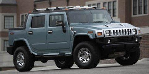 2007 HUMMER H2 SUT Luxury Pkg 4D Sport Utility Black V8 60L Automatic 54255 miles Only 54 25