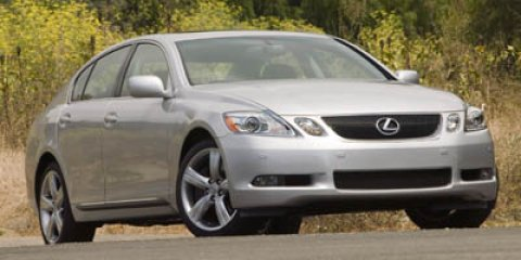 2007 Lexus GS 350 4DR SDN AWD  V6 35L Automatic 116157 miles AWD and Cashmere wPerforated Le