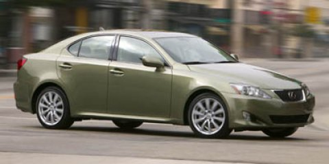 2007 LEXUS IS 250 RWD 4DR. SEDAN