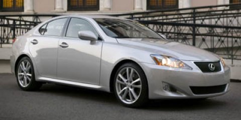2007 Lexus IS 350 Desert Sage Metallic V6 35L Automatic 84320 miles Leather Hightails it with