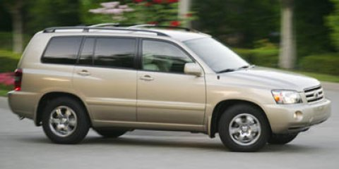 2007 TOYOTA HIGHLANDER