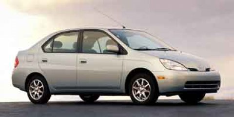2001 Toyota Prius Electric GreenGray V4 15L Variable 141552 miles  COMPACT DISC DECK  AMFM