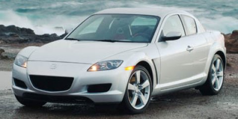 2007 Mazda RX-8 Crystal White PearlBLACK V 13L Automatic 40933 miles Calling all enthusiasts f