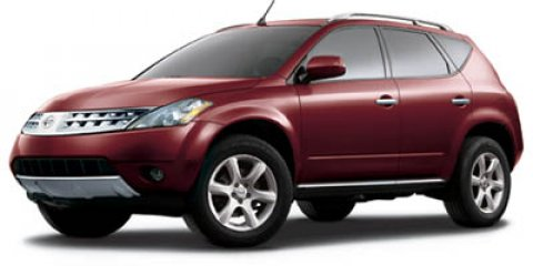 2007 Nissan Murano SE  V6 35L Variable 135495 miles  All Wheel Drive  Tires - Front All-Seaso