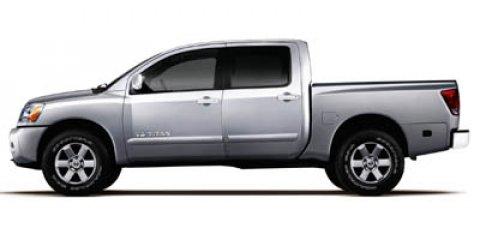 2007 Nissan Titan LE Black V8 56L Automatic 153000 miles  LockingLimited Slip Differential