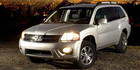 2007 Mitsubishi Endeavor LS  V6 38L Automatic 99521 miles  Traction Control  All Wheel Drive