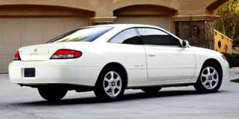 2001 Toyota Camry Solara C  V6 30L Automatic 116399 miles  Front Wheel Drive  Tires - Front A