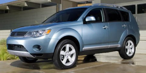 2007 Mitsubishi Outlander XLS Diamond White Pearl V6 30L Automatic 57085 miles LOW LOW LOW MIL