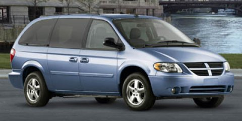 2007 Dodge Grand Caravan SXT Blue V6 38L Automatic 114756 miles ONE OWNER CARFAX BUY BACK GUA