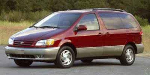 2001 Toyota Sienna C  V6 30L Automatic 180096 miles Check out this 2001 Toyota Sienna C This