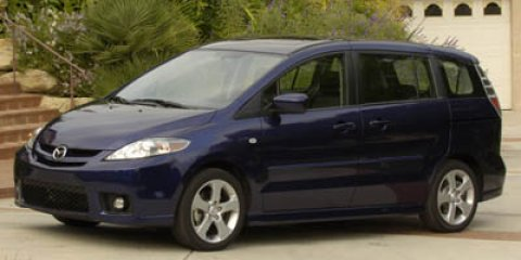2007 Mazda Mazda5 Sport  V4 23L Automatic 126059 miles NEW ARRIVAL -CARFAX ONE OWNER- -3RD R