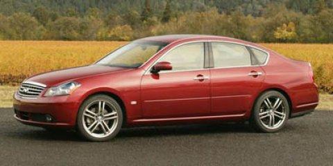 2007 Infiniti M45 Black Obsidian V8 45L Automatic 86607 miles Bluetooth Leather Seats Sunroo