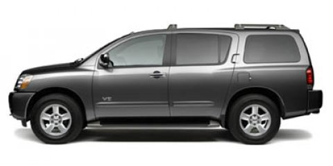2007 Nissan Armada SE Gray V8 56L Automatic 96923 miles SE trim PRICED TO MOVE 2 300 below