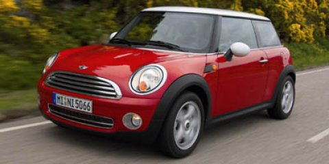 2007 MINI Cooper Hardtop Red V4 16L Automatic 129939 miles PREMIUM  KEY FEATURES ON THIS 200