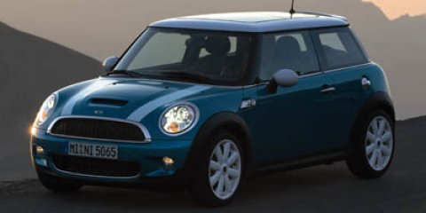 2007 MINI Cooper Hardtop S Blue V4 16L  32743 miles  Turbocharged  Traction Control  Stabili