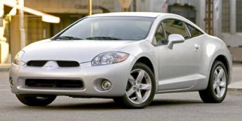2007 Mitsubishi Eclipse GS  V4 24L Manual 120423 miles  Front Wheel Drive  Tires - Front Perf